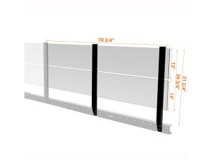 Panel Railing Extension S