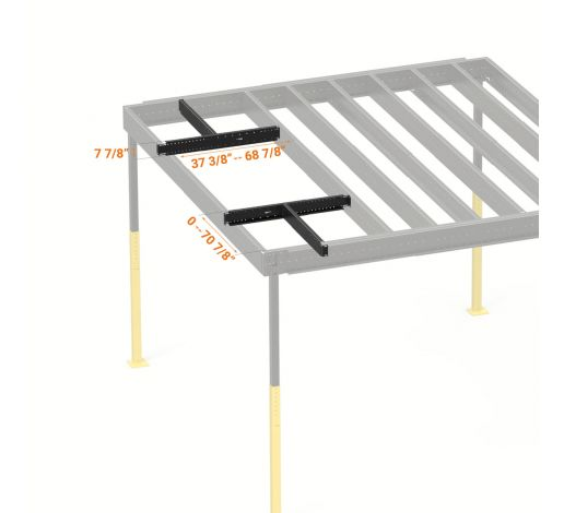 Beam for interior stairs XL
