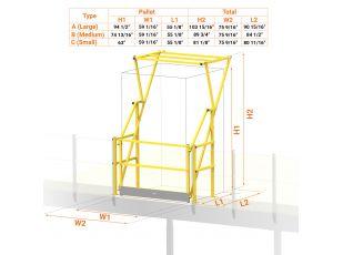 Pivot Safety Gate Standard